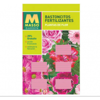 Foto de Bastoncitos Fertilizantes Plantas de Flor de Masso
