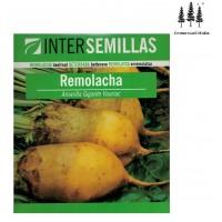 Foto de Semillas de Remolacha Forrajera Amarilla (Paquete de 250G)