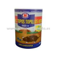 Foto de Cebo Fresco Brody 150Gr (Bromadiolona) - Elimina Ratones Topos Topillos y Ratas