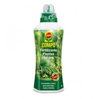 Foto de Compo Fertilizante Plantas Verdes Líquido