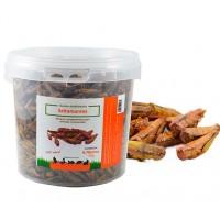 Foto de Finca Casarejo Saltamontes Deshidratados| Comida para Reptiles, Aves y Pequeños Mamíferos| Fuente Natural de Proteínas |100 G (Ref. Xsdh15)
