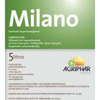 Foto de Milano, Herbicida Agriphar-Alcotan