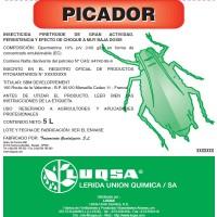 Foto de Picador, Insecticida Luqsa