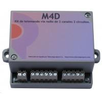 Foto de Receptor M4-D
