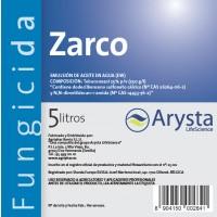 Foto de Zarco, Fungicida Agriphar - Alcotan