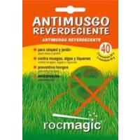 Foto de Fungicida Antimusgo-Reverdeciente Cesped sobre 40 Gr