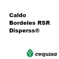Foto de Caldo Bordeles RSR Disperss, Fungicida Bactericida Cequisa