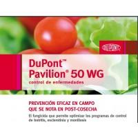 Foto de Pavilion, Fungicida para Control de Botritis Dupont