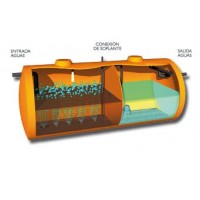 Foto de Depuradoras de Oxidación Total. 4000 Litros
