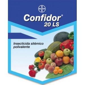 Foto de Insecticida Sistémico Confidor 20 LS 100 Cc