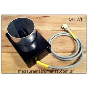 Foto de Medidor de Humedad para Granos, Cereales, Semillas, Harinas - Measure Instruments