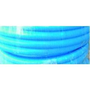 Foto de Tubo Pvc Flexible Azul Especial Piscinas