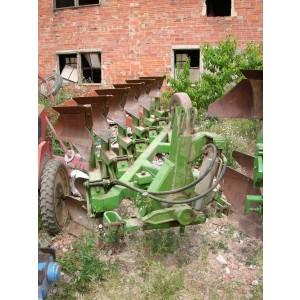 Foto de Vertedera, Remolques, Cultivadores, Sembradoras, Tractores