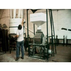 Foto de Planta para Producir Harina de Maiz