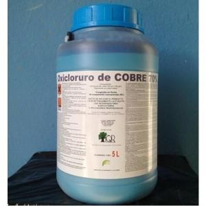 Foto de Oxicloruro de Cobre 70%