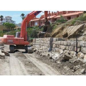 Foto de Escolleras - Muros de Piedra