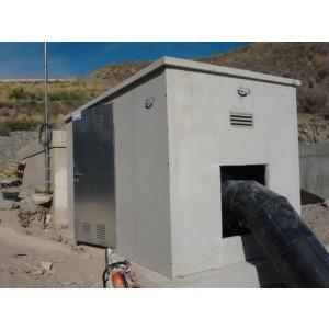 Foto de Casetas y Arquetas de Hormigón Prefabricado para Fincas, Riegos, Agua , Electricidad.