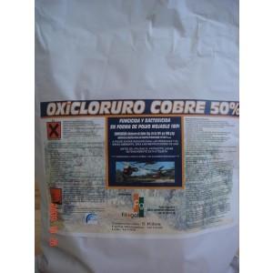 Foto de Oxicloruro de Cobre 50% .fungicida