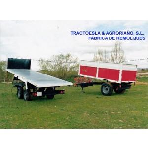 Foto de Plataforma para el Transporte de Paquetes Grandes