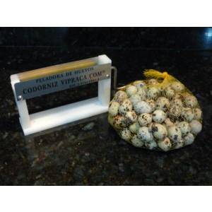 Foto de Peladora / Descascadora de Huevos de Codorniz Vipraca