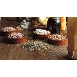 Foto de Legumbres con Certificación Caecyl