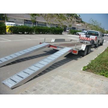 Rampas para coches remolques camiones y transporte de for Nombres de garajes