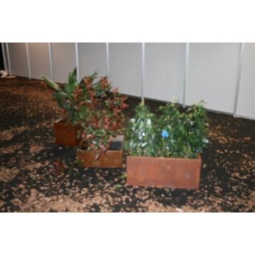ms imgenes de jardineras acero corten precios de fbrica