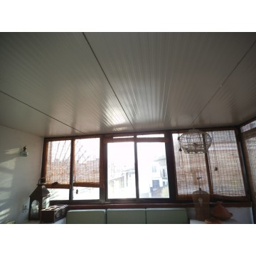 Cerramiento terraza aluminio panel sandwich for Panel sandwich aluminio