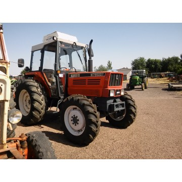 Tractor usado kubota m7950dt a o 90 con pala tractores for Tractores en almeria