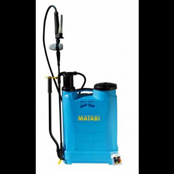 Pulverizador matabi evolution 16 litros pulverizadores - Mochila para fumigar ...