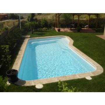 Piscinas de poliester dtp piscinas 3016618 agroterra for Ofertas piscinas poliester