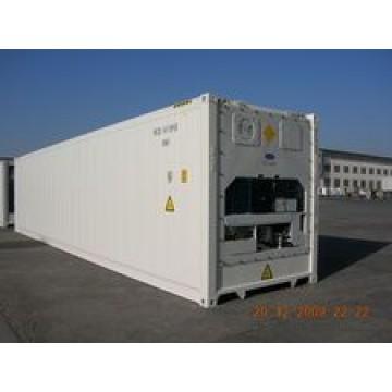Contenedor mar timo frigor fico reefer container 40 high - Contenedor maritimo precio ...