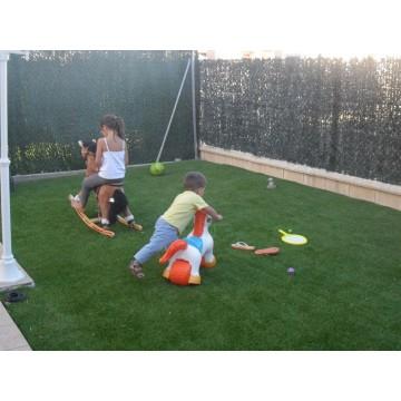 Cesped artificial dise o y construccion de jardines - Como disenar un jardin exterior ...