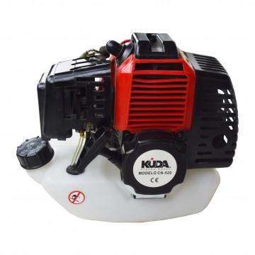 Desbrozadora kuda de 52 cc barra divisible motor 2 - Desbrozadora de disco ...
