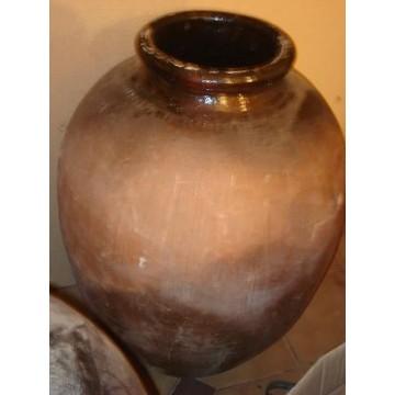 Tinaja nfora de barro decoraci n 27522 agroterra for Tinajas de barro para jardin