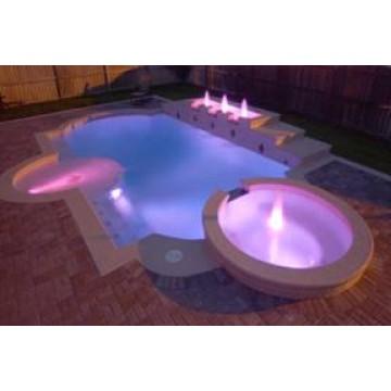 ms imgenes de iluminacin y decoracin de piscinas