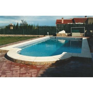 Coronacion de piscinas pavimentos y suelos 3096484 for Coronacion de piscinas