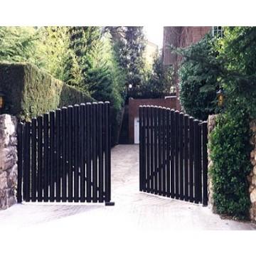 Vallas puertas ventanas para fincas chalet s vallas for Puertas para fincas