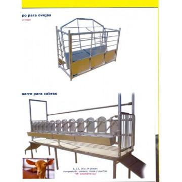 Como construir un embarcadero para ganado