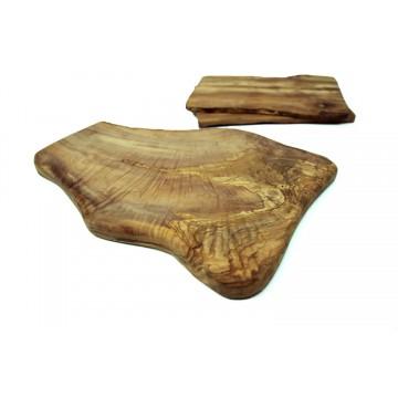 Top chef utensilios de cocina en madera de olivo madera for Tablas de olivo para cocina