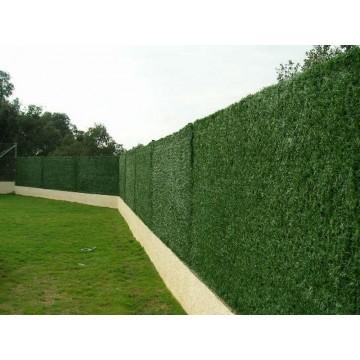 Seto artificial decorativo 1x3m rboles arbustos y for Seto redondo artificial