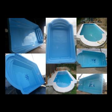 Piscinas de poliester directas de fabrica poliester for Fabricantes de piscinas de poliester