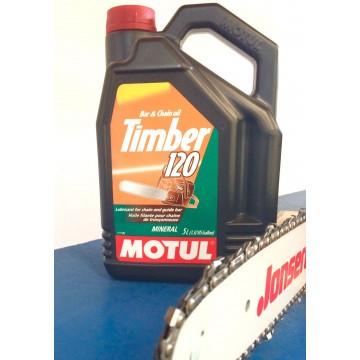 Aceite para engrase de cadena de motosierra motull - Aceite cadena motosierra ...