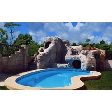 Coronacion de piscinas pavimentos y suelos 3096484 agroterra - Coronacion de piscinas precios ...