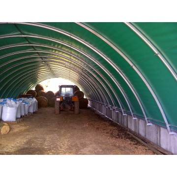 T neles cobertizo carpas hangar y garajes 3117123 for Cobertizo plastico