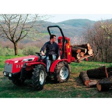 Tractor antonio carraro tigre 3200 tractores 3012787 for Tractores en almeria