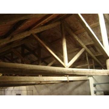 Formas y vigas de madera carpinter a y ebanister a - Vigas redondas de madera ...