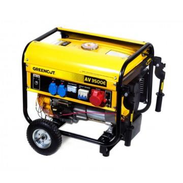 Generador electrico de gasolina 3500w greencut 196cc 6 - Generador electrico gasolina ...