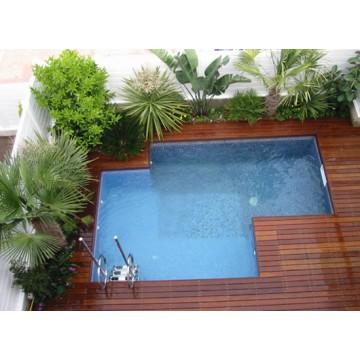Decoraci n de terrazas patios jardines ingenier a for Decoracion de patios jardines y terrazas