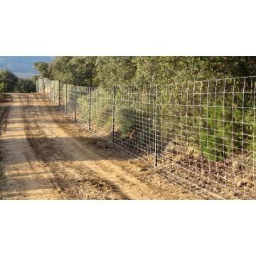 Cerramientos ganaderos alambrada cineg tica tiffon 100 m - Alambradas para fincas ...